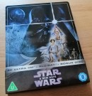 [Unboxing] Star Wars – A New Hope 4K Steelbook Zavvi Exclusive