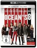 Amazon.de: Ocean's 8 (4K Ultra HD) (+ Blu-ray 2D) für 9,69€ + VSK
