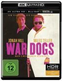 JPC.de: War Dogs (4K Ultra HD + 2D-Blu-ray) (2-Disc Version) für 11,99€ inkl. Versand