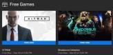EpicGamesStore: HITMAN sowie Shadowrun Collection – KOSTENLOS!