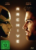 [Vorbestellung] Saturn.de: Archive – Mediabook – Limited Collectors Edition (+ DVD) [Blu-ray] für 19,49€ inkl. VSK