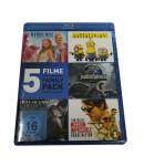 Cosse.de: 5 Blu-ray Filme Family Pack für 11,11€ inkl. VSK