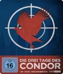[Vorbestellung] MediaMarkt.de / Saturn.de: Die drei Tage des Condor (limitiertes 4K Steelbook) [4K UHD + Blu-ray] 29,99€ keine VSK