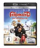 Amazon.de: Ferdinand – Geht STIERisch ab! (4K Ultra HD) (+ Blu-ray 2D) für 11,78€ + VSK