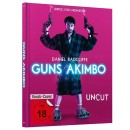 [Vorbestellung] JPC.de: Guns Akimbo (Mediabook) [Blu-ray + DVD] 19,99€ + VSK