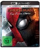 Amazon.de: Spider-Man: Far From Home (4K UHD) [Blu-ray] für 17,38€ + VSK