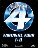 Media-Dealer.de: Div. Steelbooks [Blu-ray] im Preis gesenkt z.B. Fantastic Four I + II – Limited Steelbook Edition (Blu-ray) für 9,99€ + VSK
