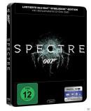 Saturn.de: Entertainment Weekend Deals u.a. James Bond – Spectre (Steelbook Edition – Media Markt Exklusiv) [Blu-ray] für 6,99€ (bis 21.06.21)
