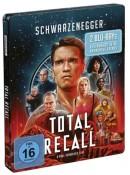 [Vorbestellung] JPC.de: Total Recall – Die totale Erinnerung (Limited Steelbook Edition) [4K UHD + Blu-ray + Bonus Blu-ray] 29,99€ keine VSK