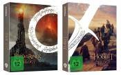Amazon.de: Der Herr der Ringe: Extended Edition Trilogie [4K Ultra HD] [Blu-ray] für 51,99€ inkl. VSK