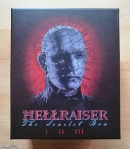 [Fotos/Unboxing] Hellraiser: The Scarlet Box (Limited Edition Arrow Video UK 2015) (4x Blu-ray Disc)