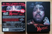 [Fotos/Unboxing] Maniac (1980) 4K Mastered Blu-ray Steelbook (Nameless Media)