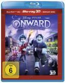Amazon.de: Onward – Keine halben Sachen (3D + 2D + Bonus) [3D Blu-ray] für 15,59€ + VSK