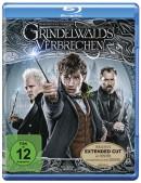 Amazon.de: Phantastische Tierwesen: Grindelwalds Verbrechen (Kinofassung + Extended Cut) [Blu-ray] für 9,99€ + VSK