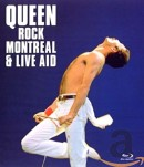 Amazon.de: Queen – Rock Montreal & Live Aid [Blu-ray] für 6,99€ + VSK