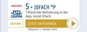Mediamarkt.de: 15fach Payback Punkte ab jetzt bei Mediamarkt (bis 11. Oktober)