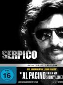 [Vorbestellung] Amazon.de: Serpico 4k Limited Steelbook [UHD + Blu-ray] für 29,99 inkl. VSK