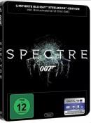 MediaMarkt.de: Gönn Dir Dienstag u.a. James Bond – Spectre (Steelbook Edition – Media Markt Exklusiv) Blu-ray für 9,74€