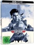 [Vorbestellung] JPC.de: Top Gun (Steelbook) [4K UHD + Blu-ray] 34,99€ keine VSK