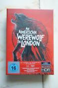 [Review] An American Werewolf in London – Ultimate Edition (4K Ultra HD) (+ Blu-ray 2D) (+ Bonus-Blu-ray) (+ CD) (S.Woolston Artwork)