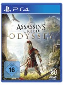 Amazon.de: Assassin's Creed Odyssey – Standard Edition – [PlayStation 4] für 16,56€ + VSK uvm.