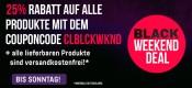 Capelight.de: Black Friday – 25% auf alles + versandkostenfrei