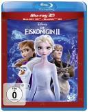 Amazon.de: Disney Animationsfilme reduziert u.a. Die Eiskönigin 2 (3D Blu-ray) für 14,03€ + VSK