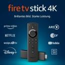 Amazon.de: AMAZON FireTVStick mit Alexa-Sprachfernbedienung Streaming Stick, Schwarz für 24,36€ + VSK
