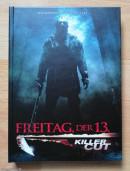 [Fotos/Unboxing] Freitag der 13. (2009) Killer Cut Mediabook Cover B [Blu-ray] 84 Entertainment
