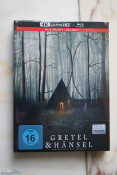 [Review] Gretel & Hänsel – 2-Disc Limited Collector's Edition im Mediabook (4K Ultra HD) (+ Blu-ray)