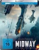 Amazon.de: Midway – Für die Freiheit Steelbook Edition [Blu-ray] für 13,51€ + VSK