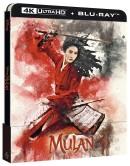 Amazon.it: Mulan 4K Steelbook [+Blu-ray] für 23,99€ + VSK