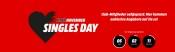 MediaMarkt.de: Singles Day am 11.11. mit 11% auf (fast) alles online und im Markt