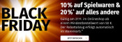 Müller.de: 10% auf Spielwaren & 20%* auf alles andere ab Mindestbestellwert von 50€ (nur heute gültig)