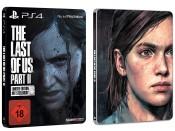 Amazon.de: The Last of Us Part II – Exklusive Steelbook Edition [PlayStation 4] (Uncut) für 39,86€ inkl. VSK