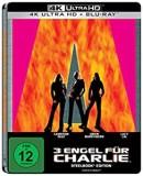 Amazon.de: 3 Engel für Charlie (Steelbook UHD BD-2) für 17,21€ + VSK