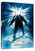 Amazon.de: John Carpenter's The Thing (Mediabook Cover A) [2 Blu-ray + DVD] für 17,97€ inkl. VSK