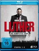 JPC.de: Luther – Die komplette Serie [Limited] [Blu-ray] für 24,99€