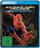 Müller.de/Amazon.de: Spider-Man Trilogie [Blu-ray] für 5,79€ inkl. VSK