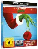 Amazon.de: Der Grinch (Limitiertes Steelbook) 4k UHD + Blu-ray für 29,51€ inkl. VSK