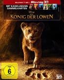 Amazon.de: Der König der Löwen – Neuverfilmung 2019 [Limitierte 3D Blu-ray] für 14,61€