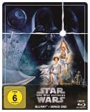 [Vorbestellung] JPC.de: Star Wars (Steelbook) alle 11 Episoden [Blu-ray + Bonus Disc] 15,99€ + VSK