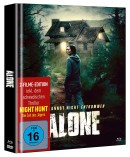 [Vorbestellung] Saturn.de: Alone Mediabook [Blu-ray] inkl. Bonusfilm Night Hunt für 23,99€ inkl. VSK