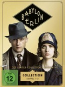 Amazon.de: Babylon Berlin – Staffel 1-3 [Collector's Edition] (exklusiv bei Amazon.de) [Blu-ray] [Limited Edition] für 34,97€