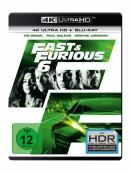 Amazon.de: Fast & Furious 6 – Extended Version (4K Ultra HD) (+ Blu-ray) für 11,99€ + VSK