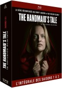 Amazon.fr: The Handmaid's Tale – Season 1-3 [Blu-ray] für 27,99€ + VSK