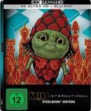 MediaMarkt.de: Men in Black: International – Steelbook [4K Ultra HD Blu-ray + Blu-ray] für 16,49€ + VSK