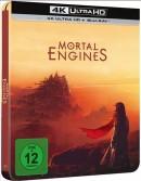 MediaMarkt.de / Saturn.de: Mortal Engines: Krieg der Städte 4K Ultra HD Blu-ray + Blu-ray für 36,99€ inkl. VSK