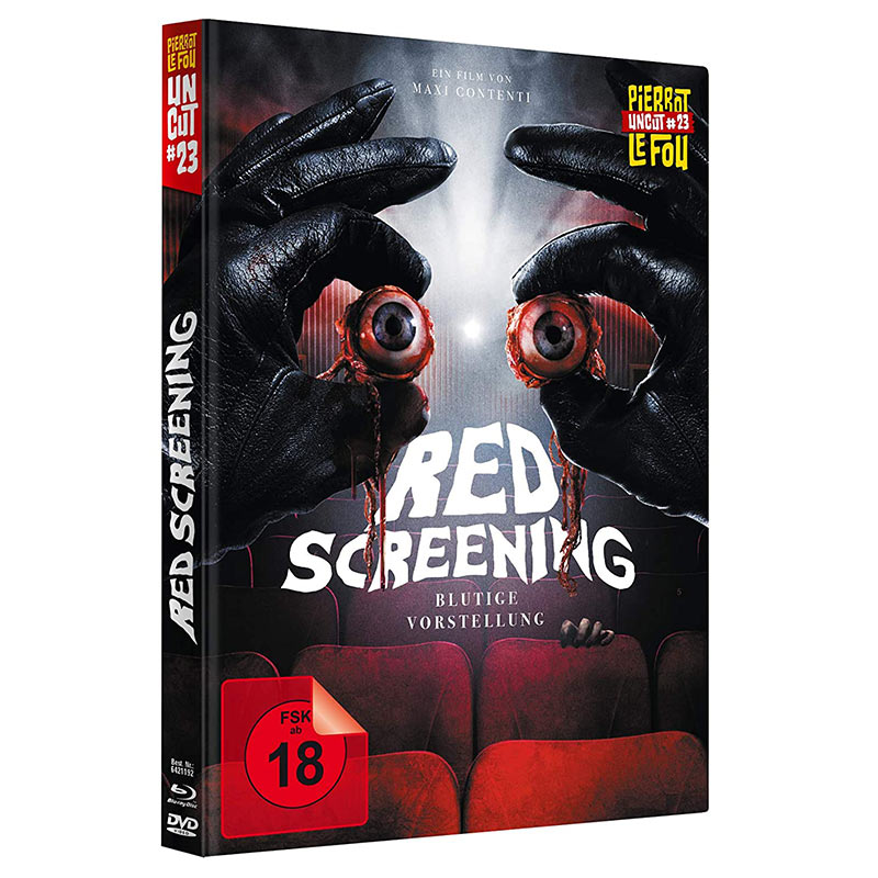 Red-Screening-Blutige-Vorstellung-Limited-Edition-Mediabook-uncut-DVD-Blu-ray