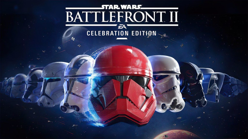 Star Wars BF 2 Celebration Edition